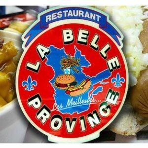 La Belle Province restaurant logo