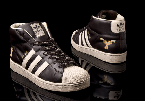 Adidas Pro Model 2 Pistol Pete shoes
