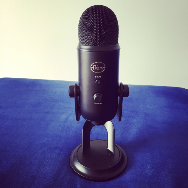 The Blue Yeti USB Condenser Microphone