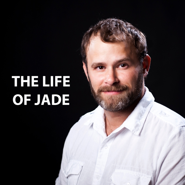 The Life of Jade Podcast Cover Art